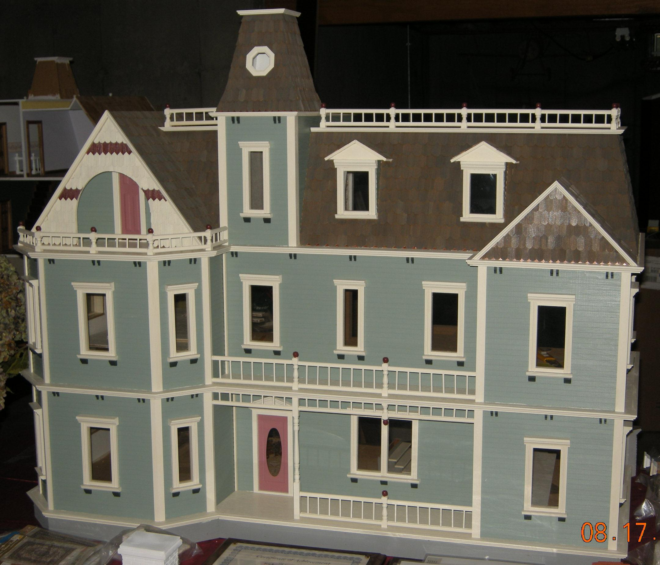 Victorian houses inside joy studio design gallery best for Custom built victorian homes