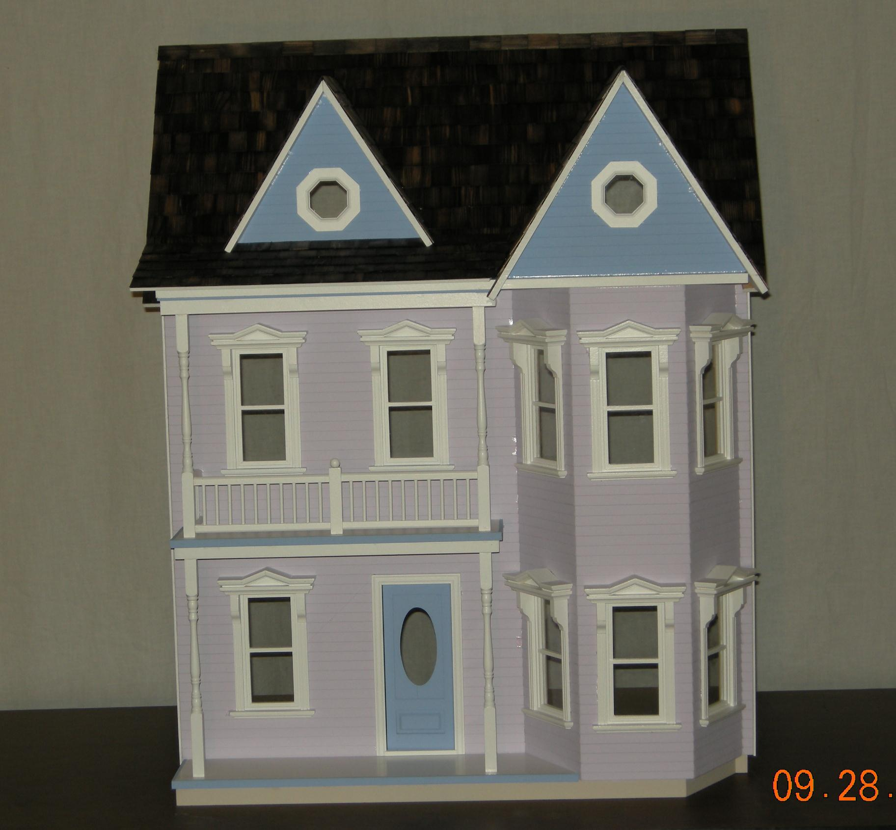 Real Good Toys Dollhouse Mansions