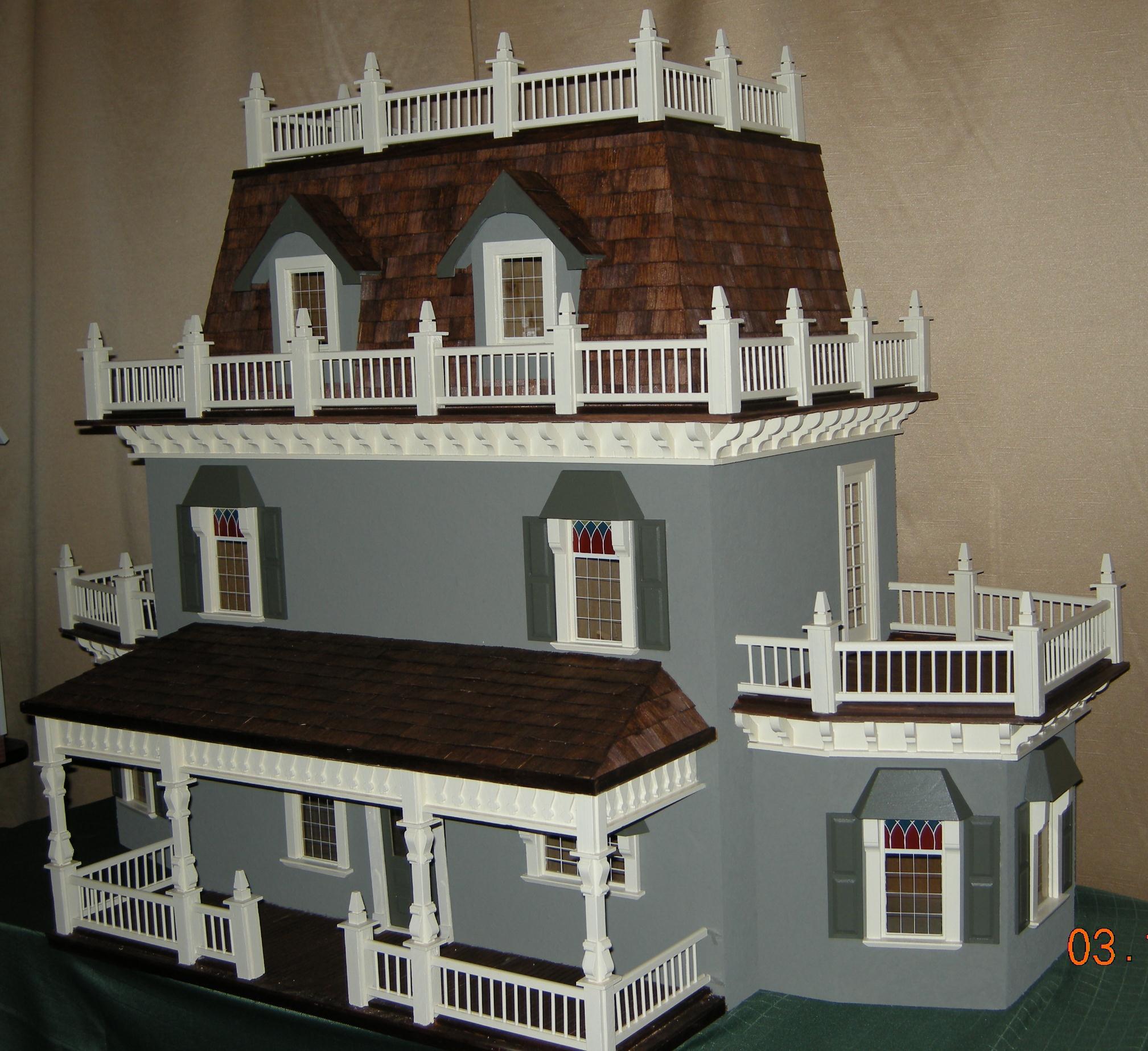 Custom Dollhouses Dollhouse Mansions