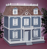 Williamsburg Dollhouse